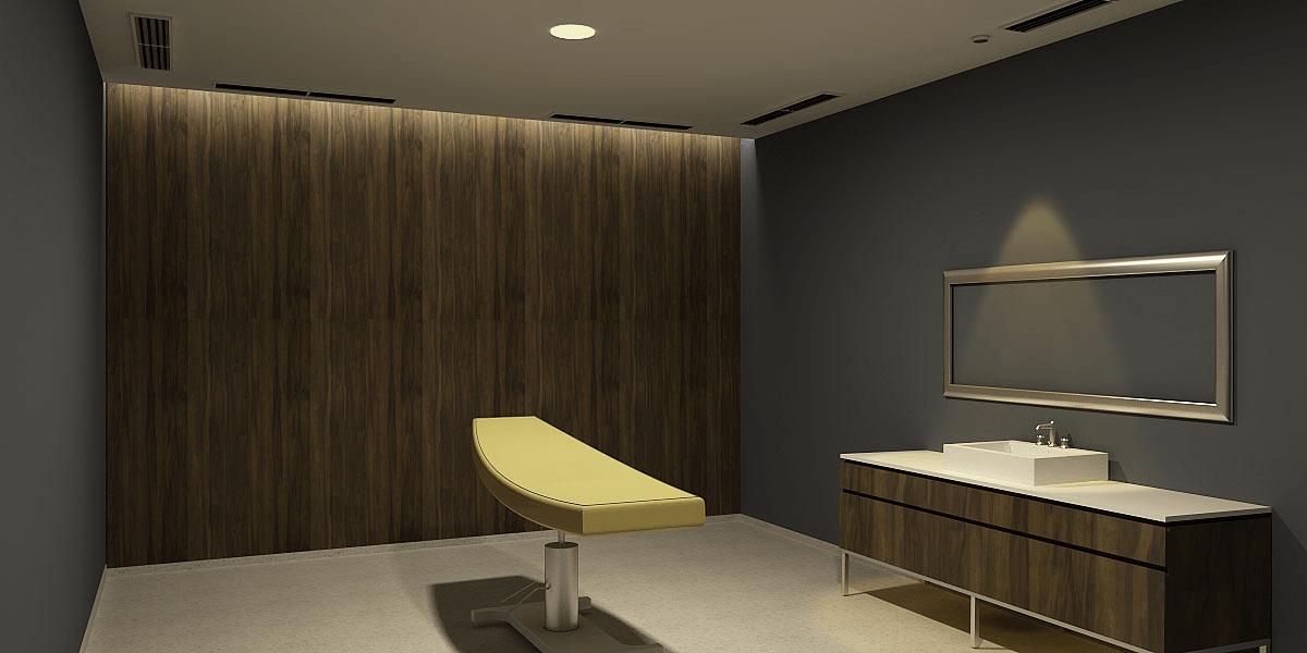 Pt. Modula Erha Clinic Kemanggisan  Jakarta Jakarta Procedure Room Modern  27116