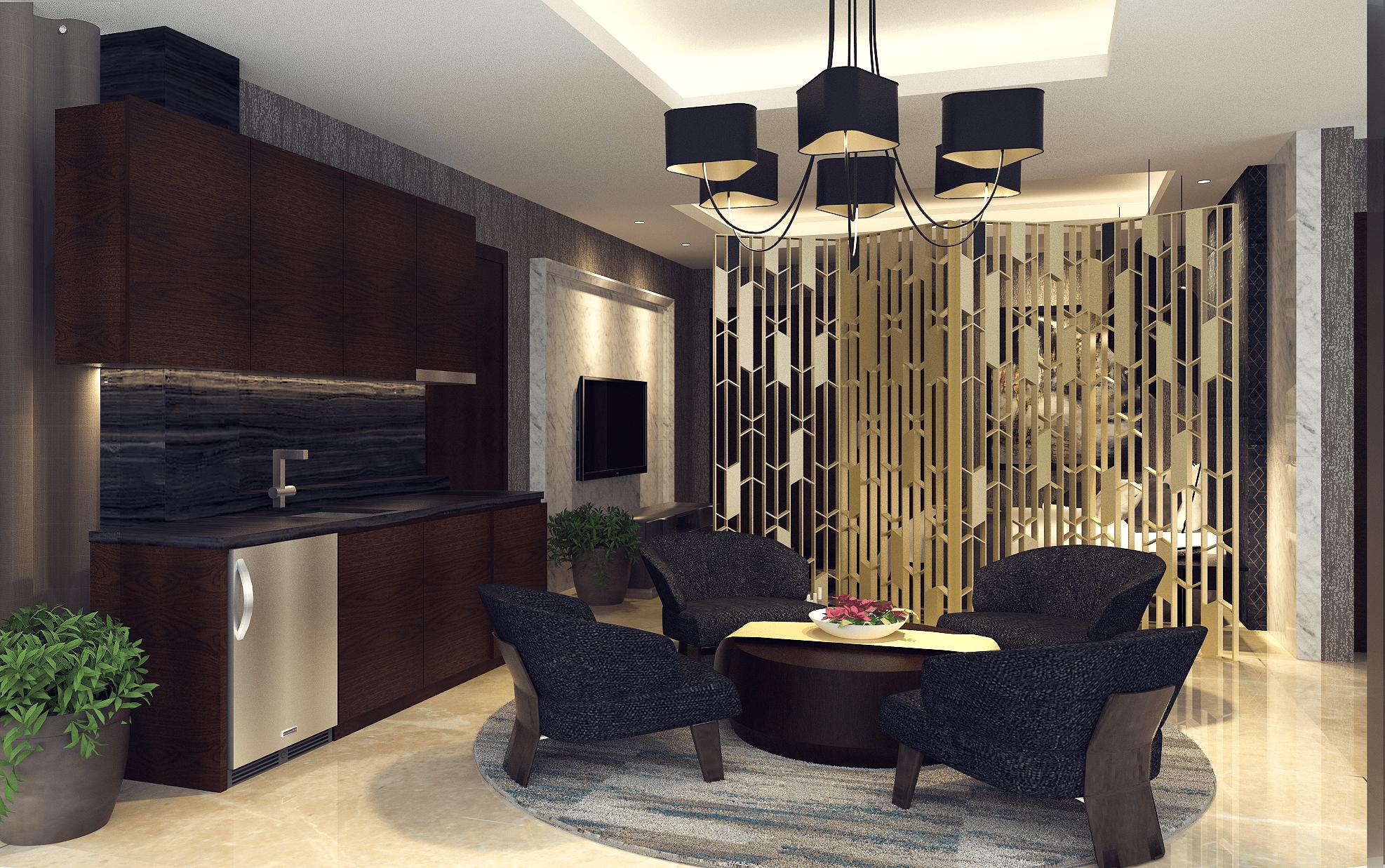 Pt. Modula Gnb Hotel Medan Medan Vip Room, Small Type Modern  26957