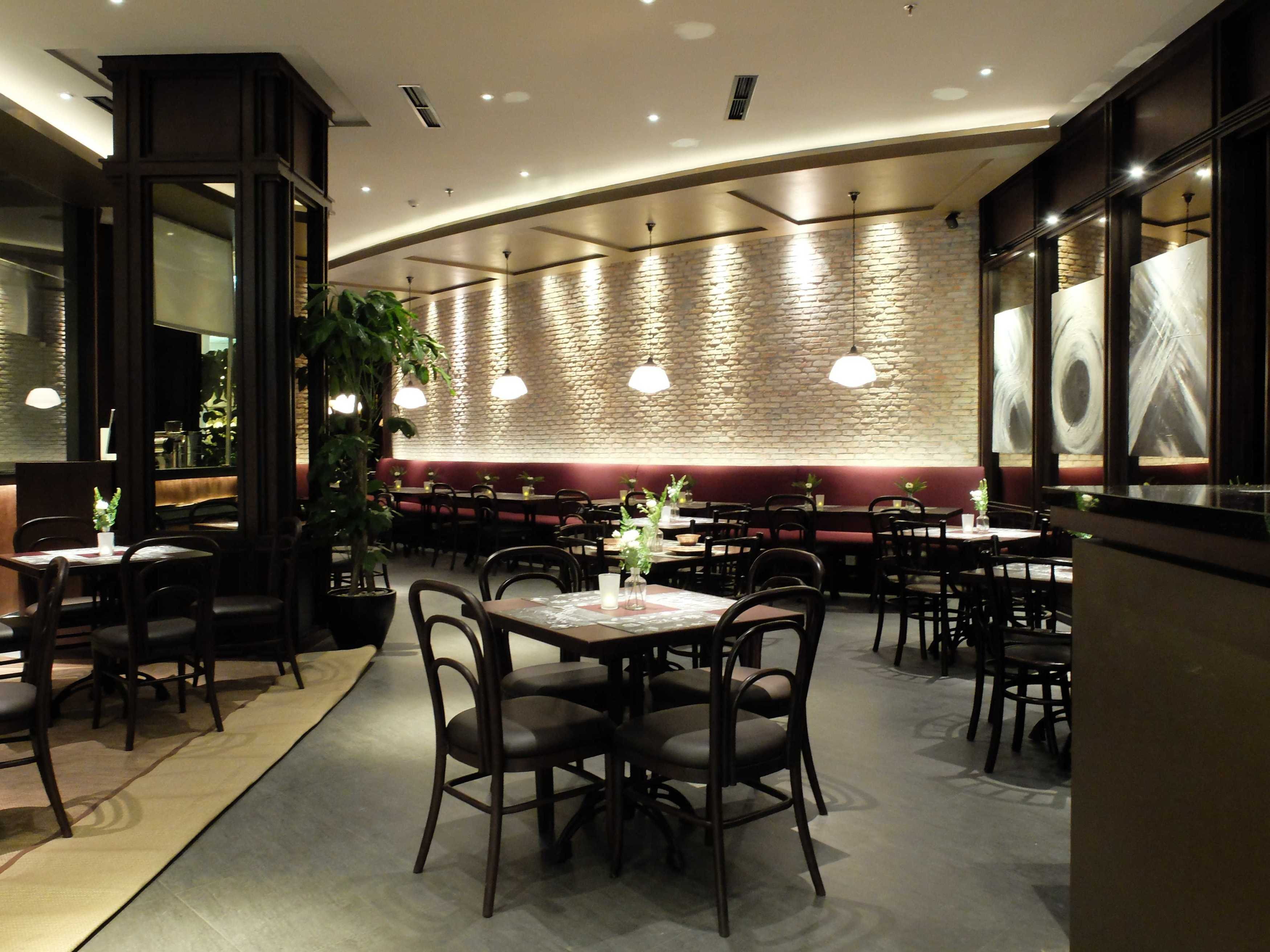 Pt. Modula Marco Padang Grill Lotte Shopping Avanue, Jakarta Lotte Shopping Avanue, Jakarta Dining Area Modern  26961