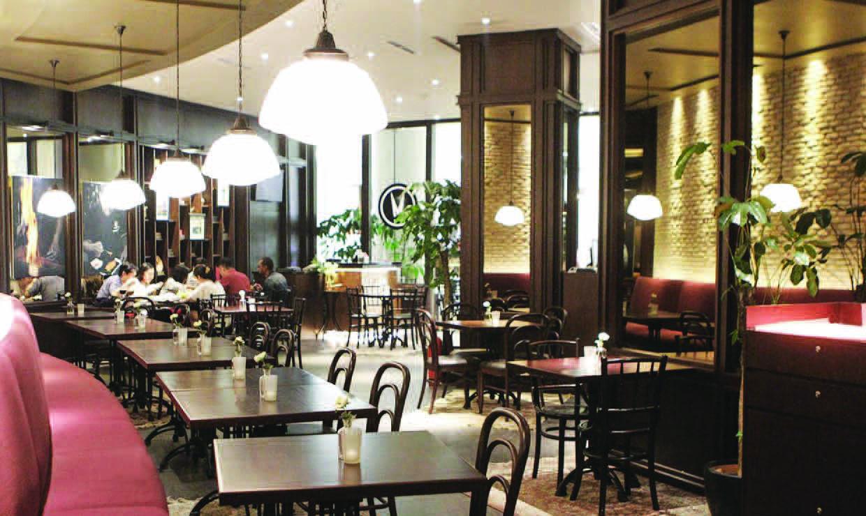 Pt. Modula Marco Padang Grill Lotte Shopping Avanue, Jakarta Lotte Shopping Avanue, Jakarta Dining Area Modern  26969