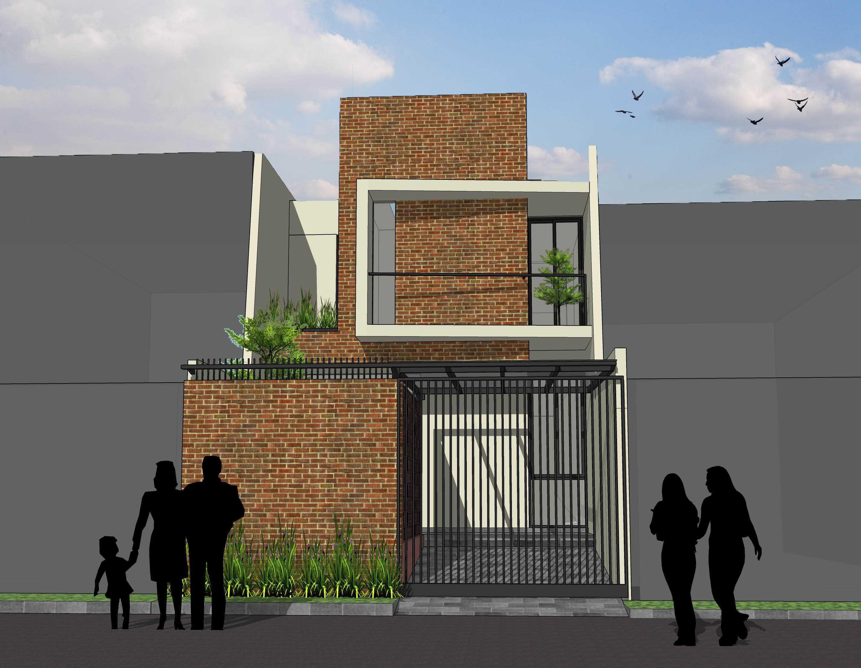 Pt. Modula Citra Dua House Jakarta Jakarta Facade Modern  27029
