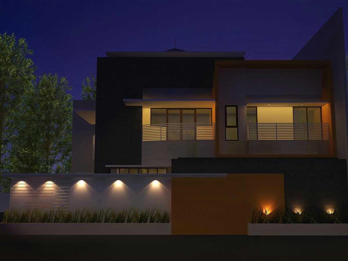 Ir. Susanto Sjamsuddin Plain House Jakarta, Indonesia  Img0875 Minimalis  35545