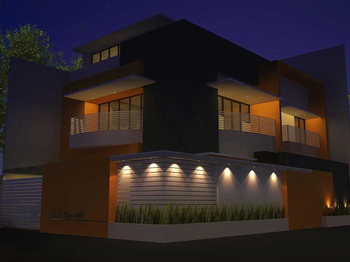 Ir. Susanto Sjamsuddin Plain House Jakarta, Indonesia  Img0874 Minimalis  35546