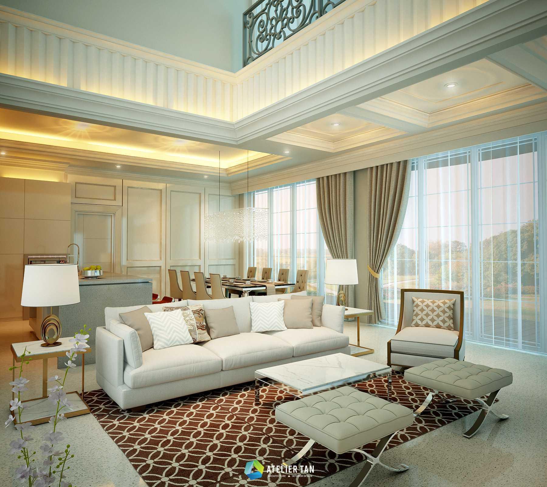 Ateliertan W+H House Jakarta Jakarta Draft-04 Klasik <P>W+H House - Livingroom</p> 44783
