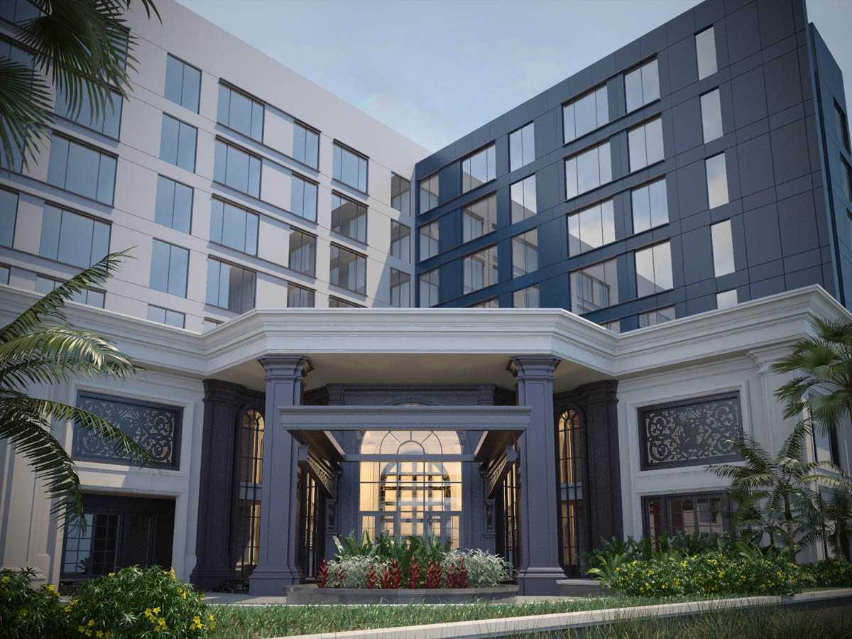 G+G Architect Studio Rek Regis Hotel Mampang Prapatan, South Jakarta City, Jakarta, Indonesia Mampang Prapatan, South Jakarta City, Jakarta, Indonesia Hotel-Rex-Regis-2 Klasik,modern  31099
