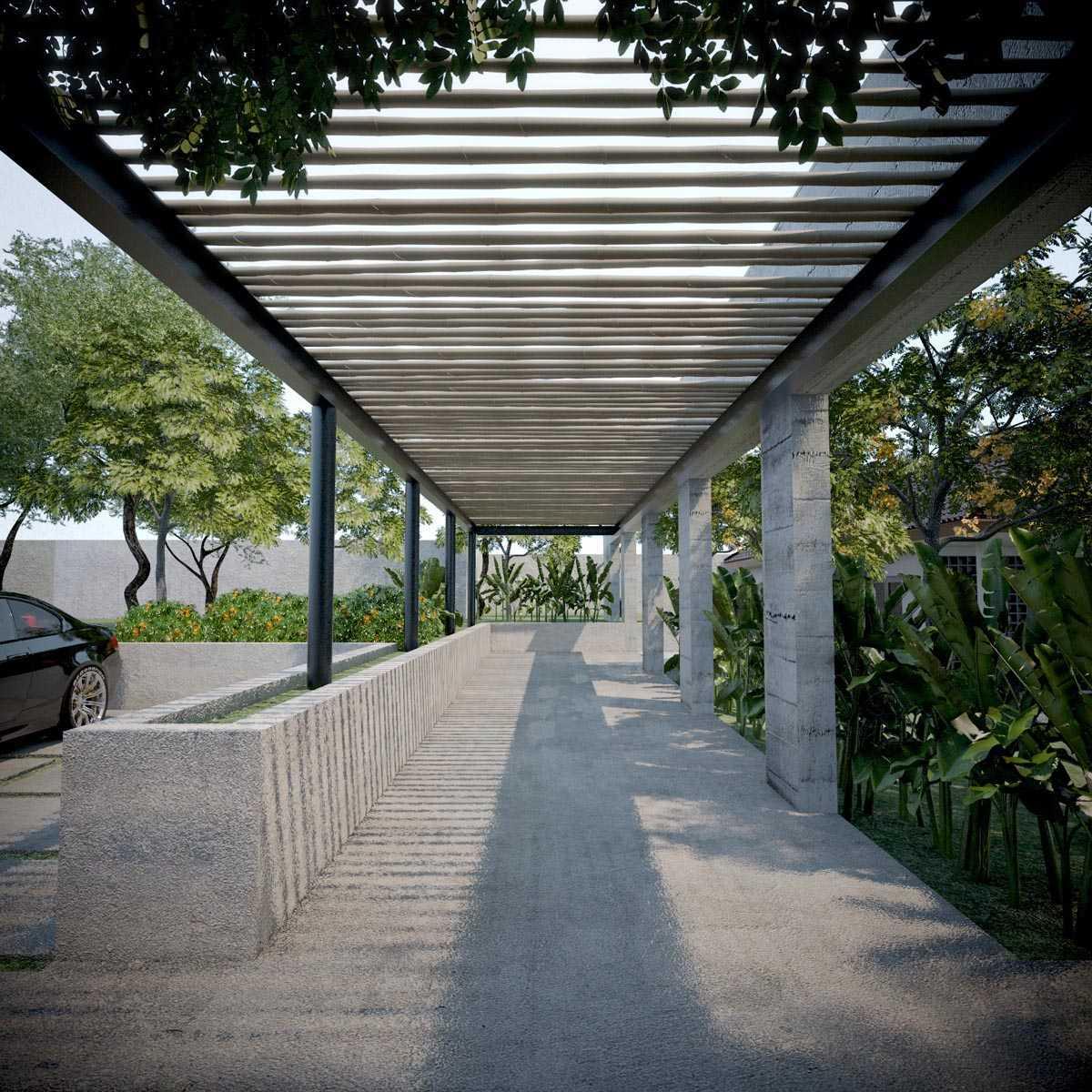 G+G Architect Studio Bogor House Bogor, West Java, Indonesia Bogor, West Java, Indonesia Architecture-Bogor-House-2   31102