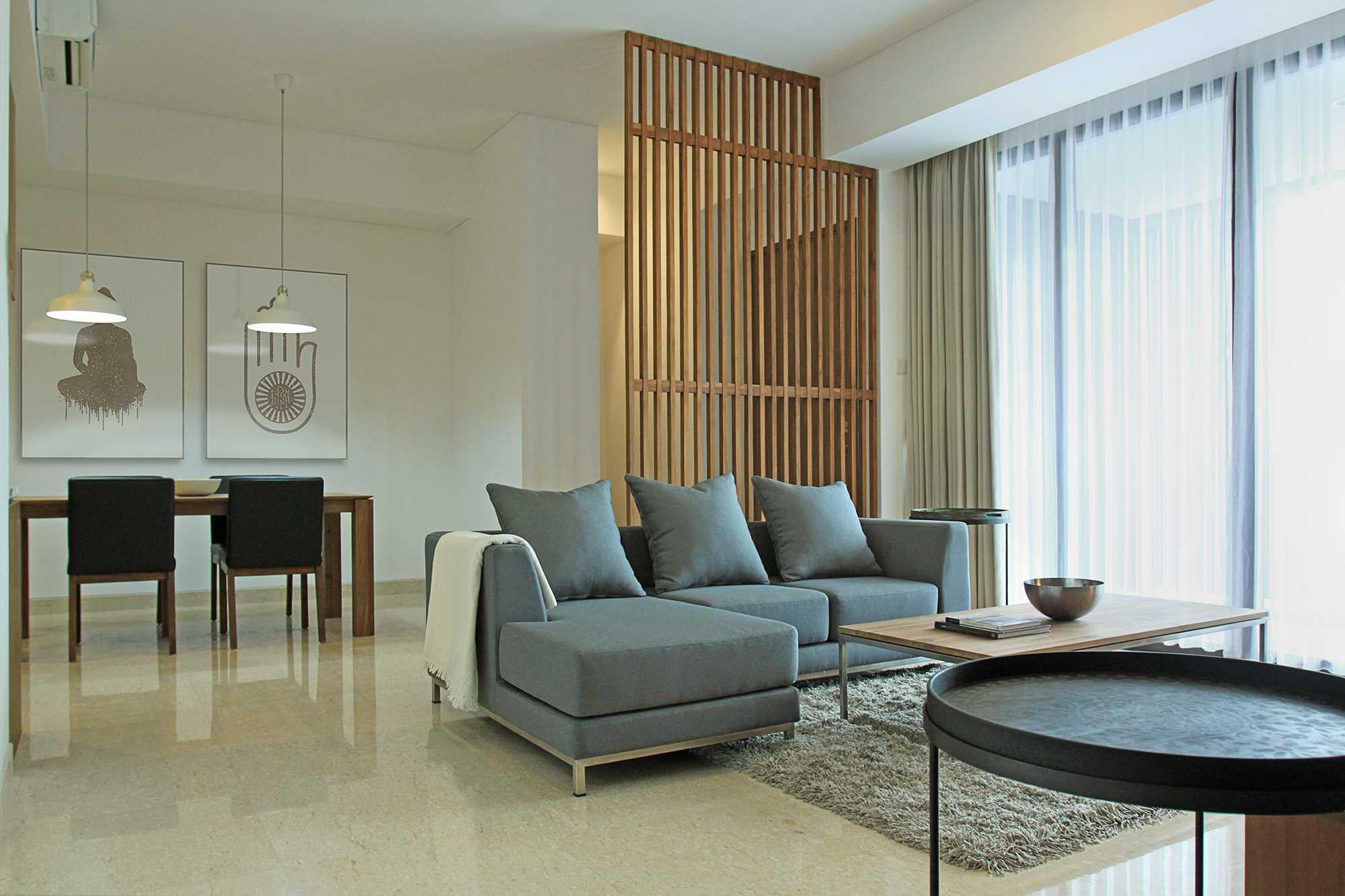 G+G Architect Studio 1 Park Avenue Jakarta, Daerah Khusus Ibukota Jakarta, Indonesia  1-Park-01   38320