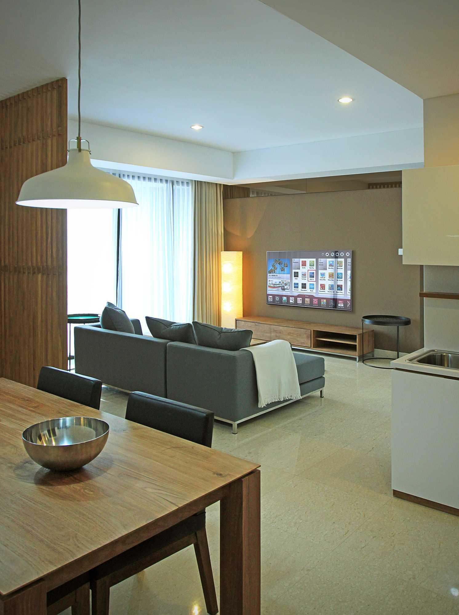 G+G Architect Studio 1 Park Avenue Jakarta, Daerah Khusus Ibukota Jakarta, Indonesia  1-Park-04   38324