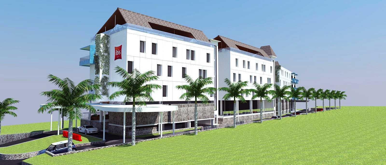Limpad Sudibyo Ibis Hotel Jimbaran, Bali Jimbaran, Bali Side View   27057