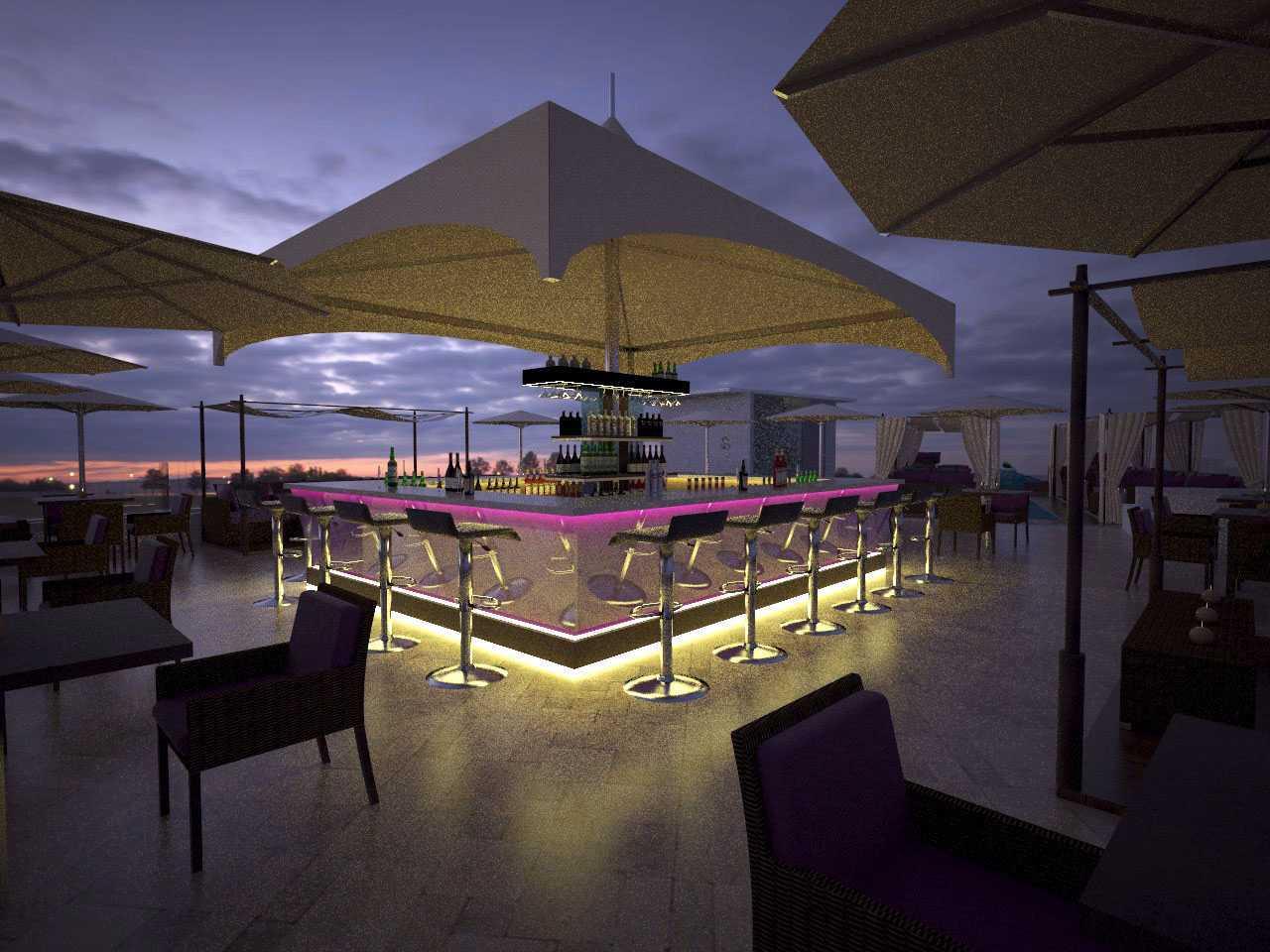 Limpad Sudibyo Premier Inn Hotel Jimbaran, Bali Jimbaran, Bali Sky-Bar-1   27077