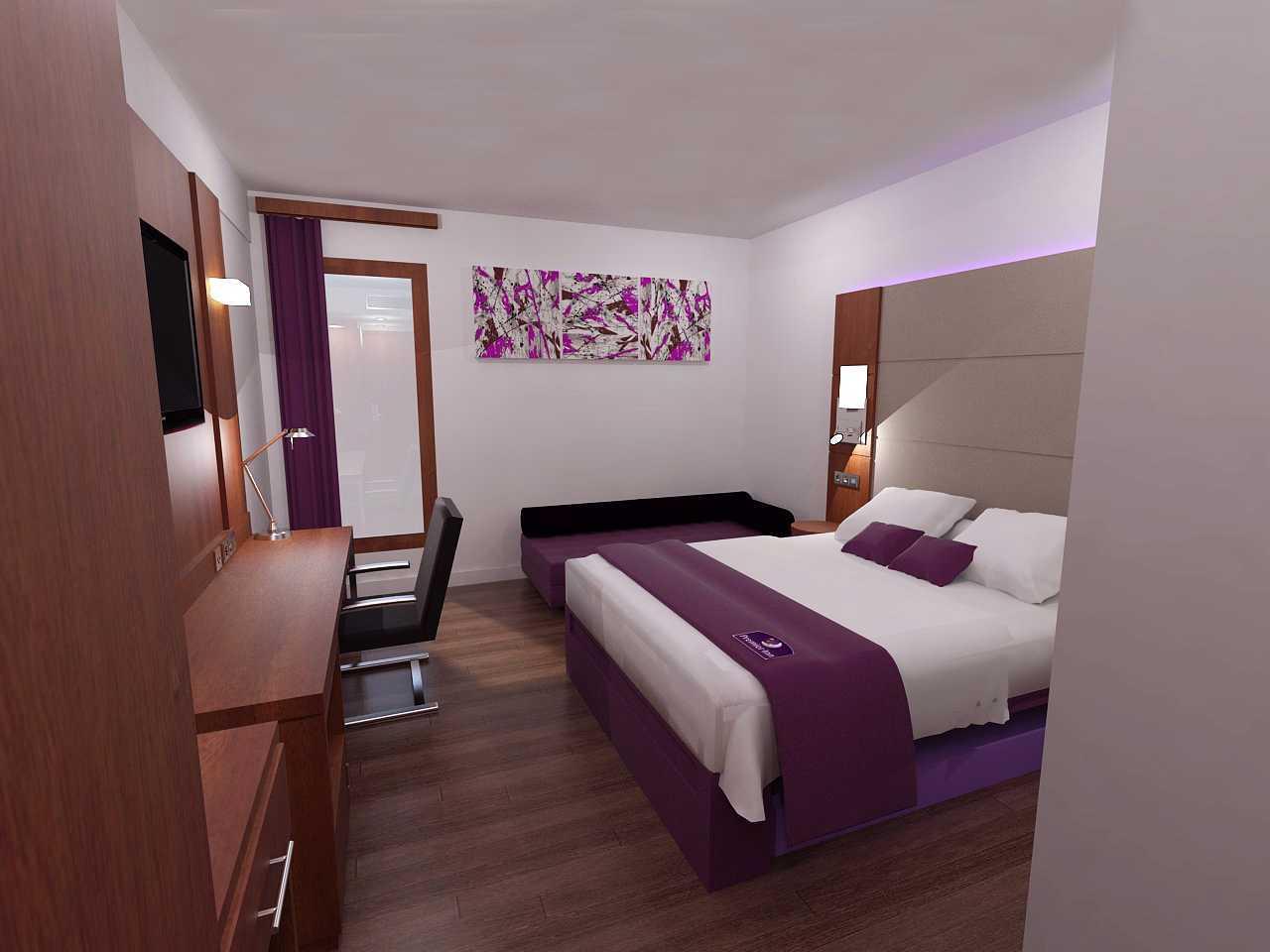 Limpad Sudibyo Premier Inn Hotel Jimbaran, Bali Jimbaran, Bali Room-4   27078