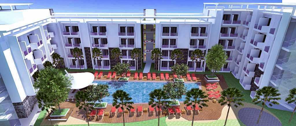 Limpad Sudibyo Avani Hotel Jimbaran, Bali Jimbaran, Bali Bird Eye View   27092