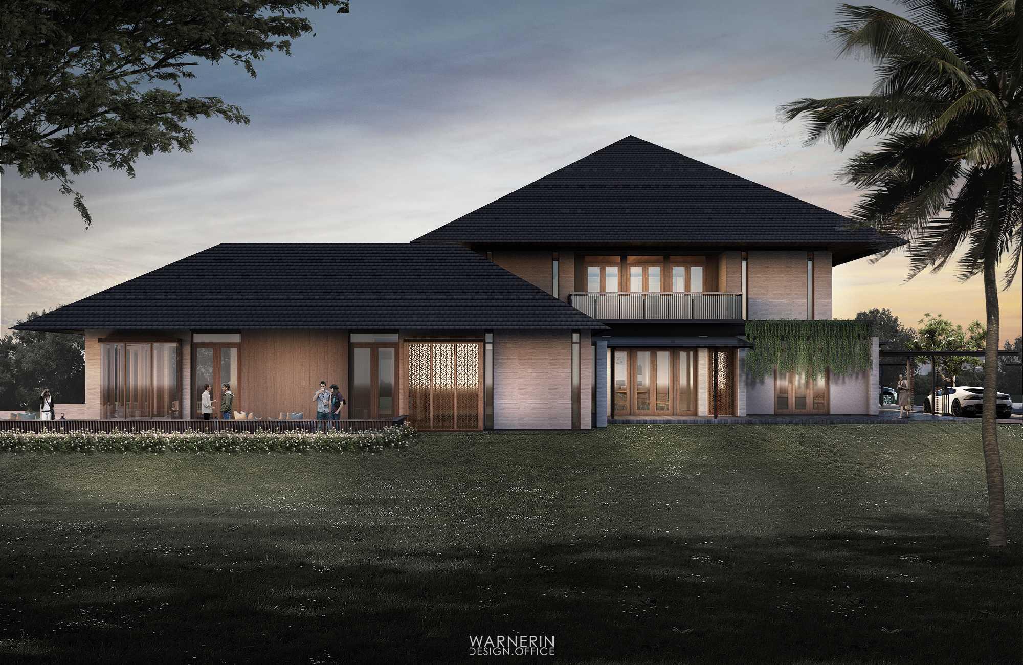 Warnerin Design Office Villa At Java Bandung, Bandung City, West Java, Indonesia  V02C-Wdo Modern,tropis  35550
