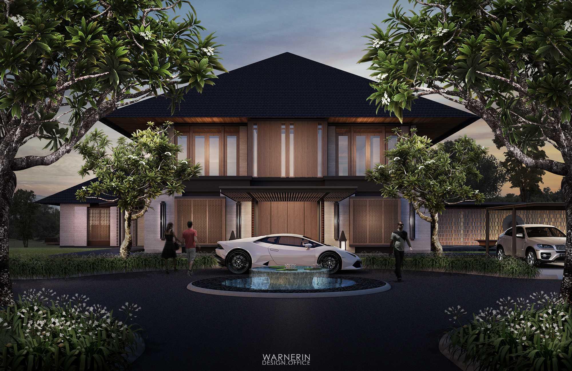 Warnerin Design Office Villa At Java Bandung, Bandung City, West Java, Indonesia  V01C-Wdo Modern,tropis  35551