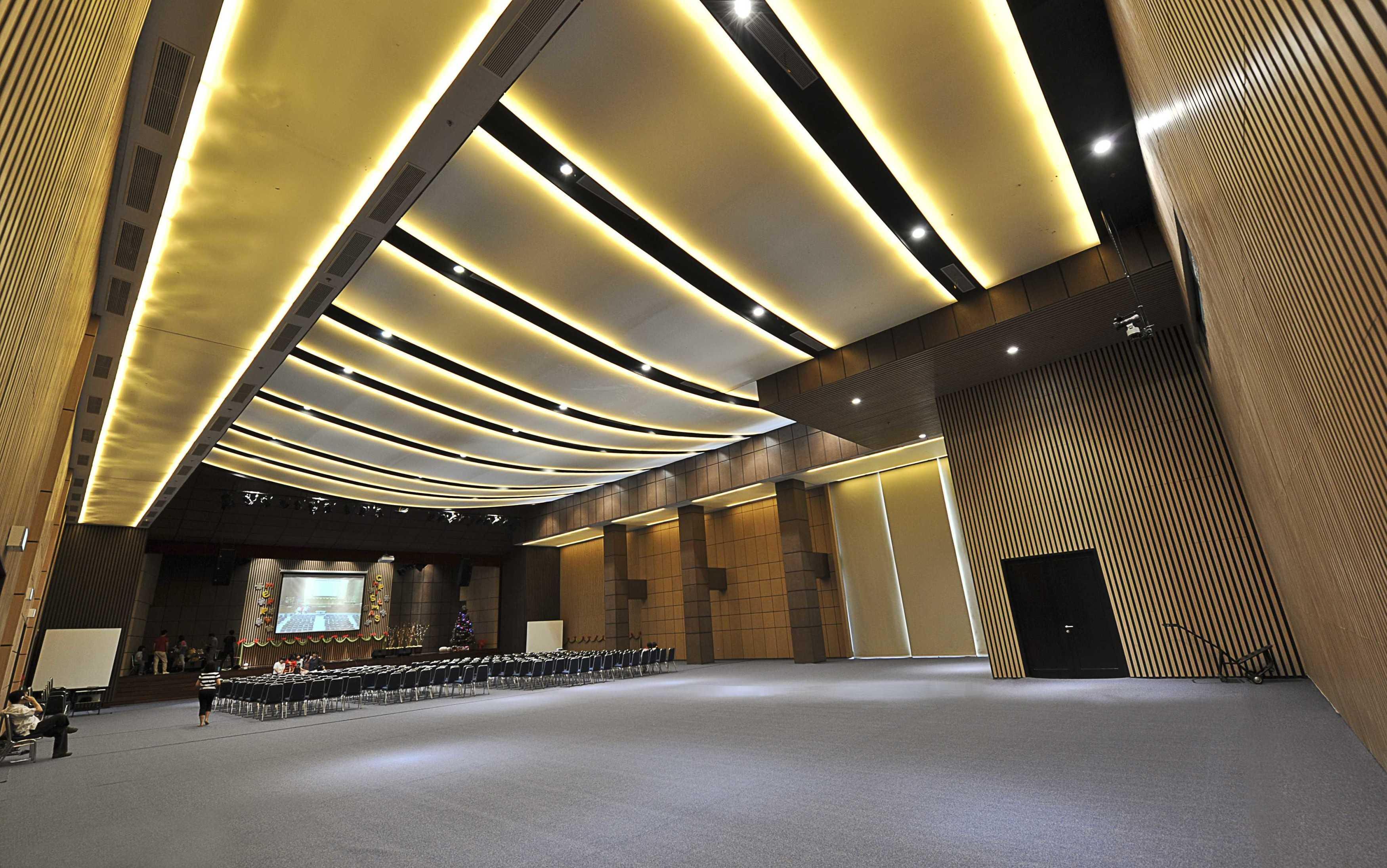 Aqustica Function Hall Bpk Penabur International Jakarta, Indones Jakarta, Indones Photo-29750 Modern  29750