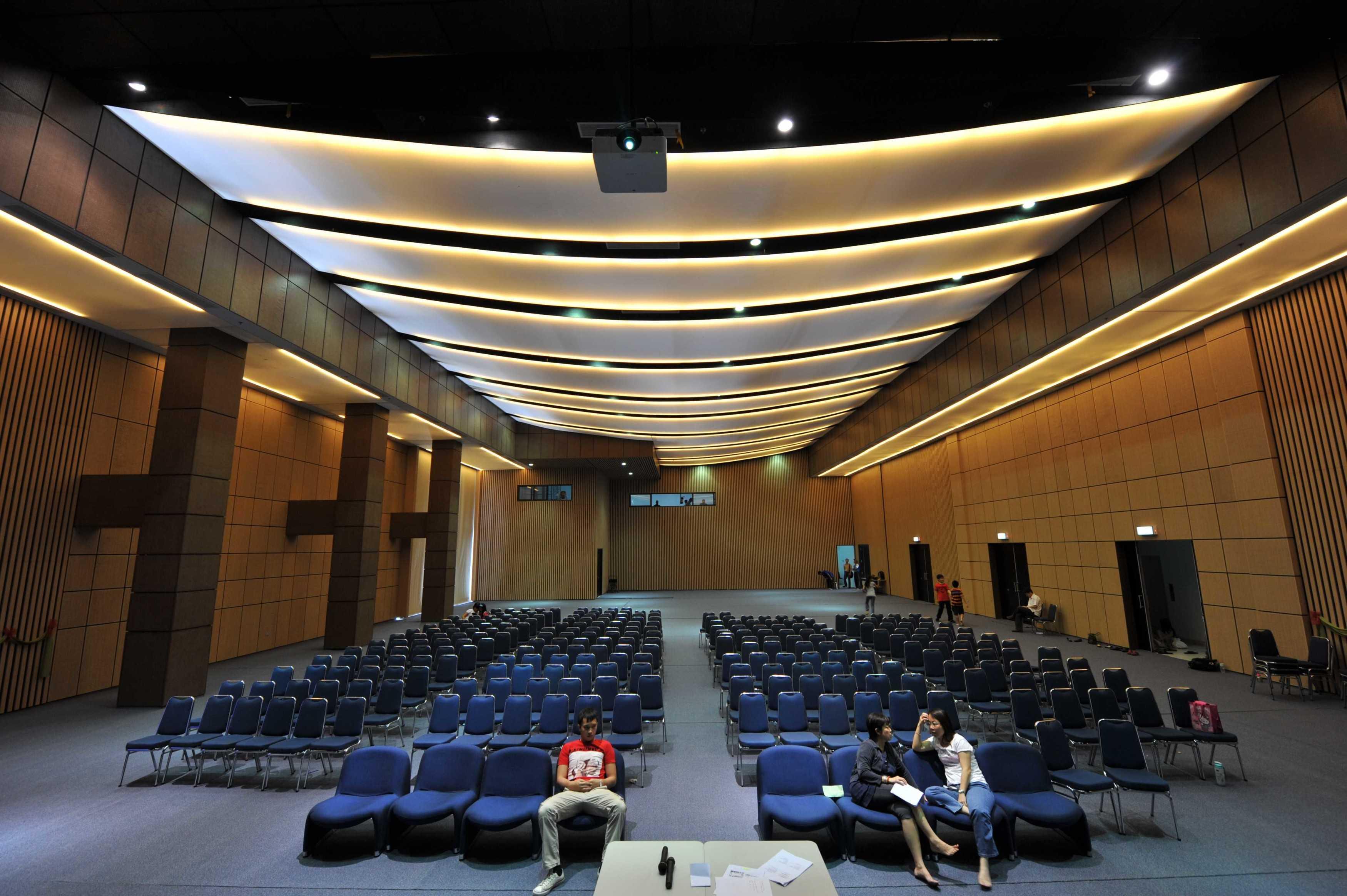 Aqustica Function Hall Bpk Penabur International Jakarta, Indones Jakarta, Indones Photo-29750 Modern  29752