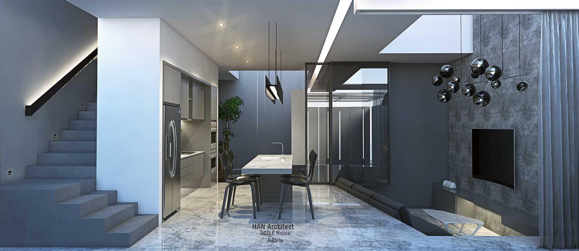 Han Architect B House Jakarta Jakarta Living-1A   27920