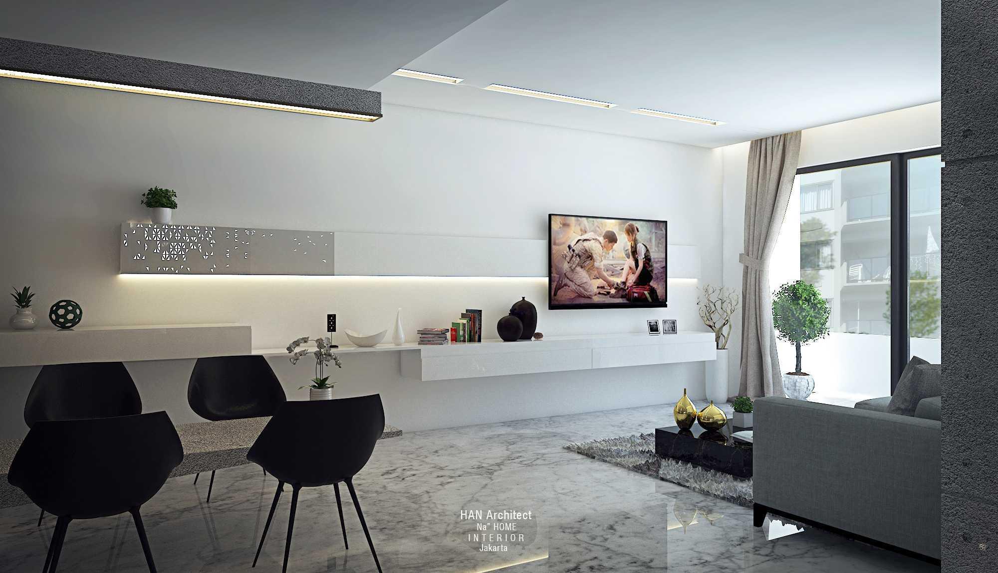 Han Architect Kc11 Jakarta Jakarta Living-1 Kontemporer  28052