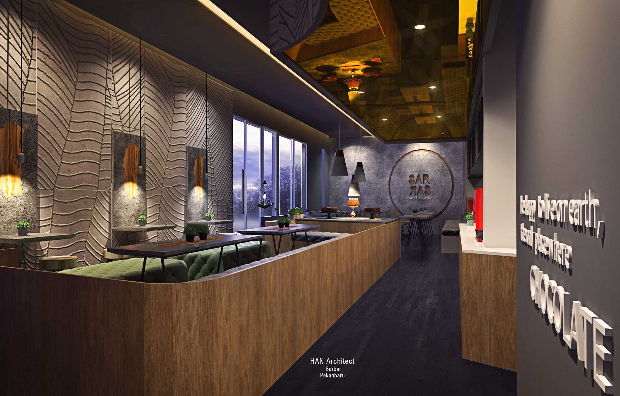 Han Architect Barbar Steak & Sweet Pekanbaru Pekanbaru Revisi-2Jpg   28849