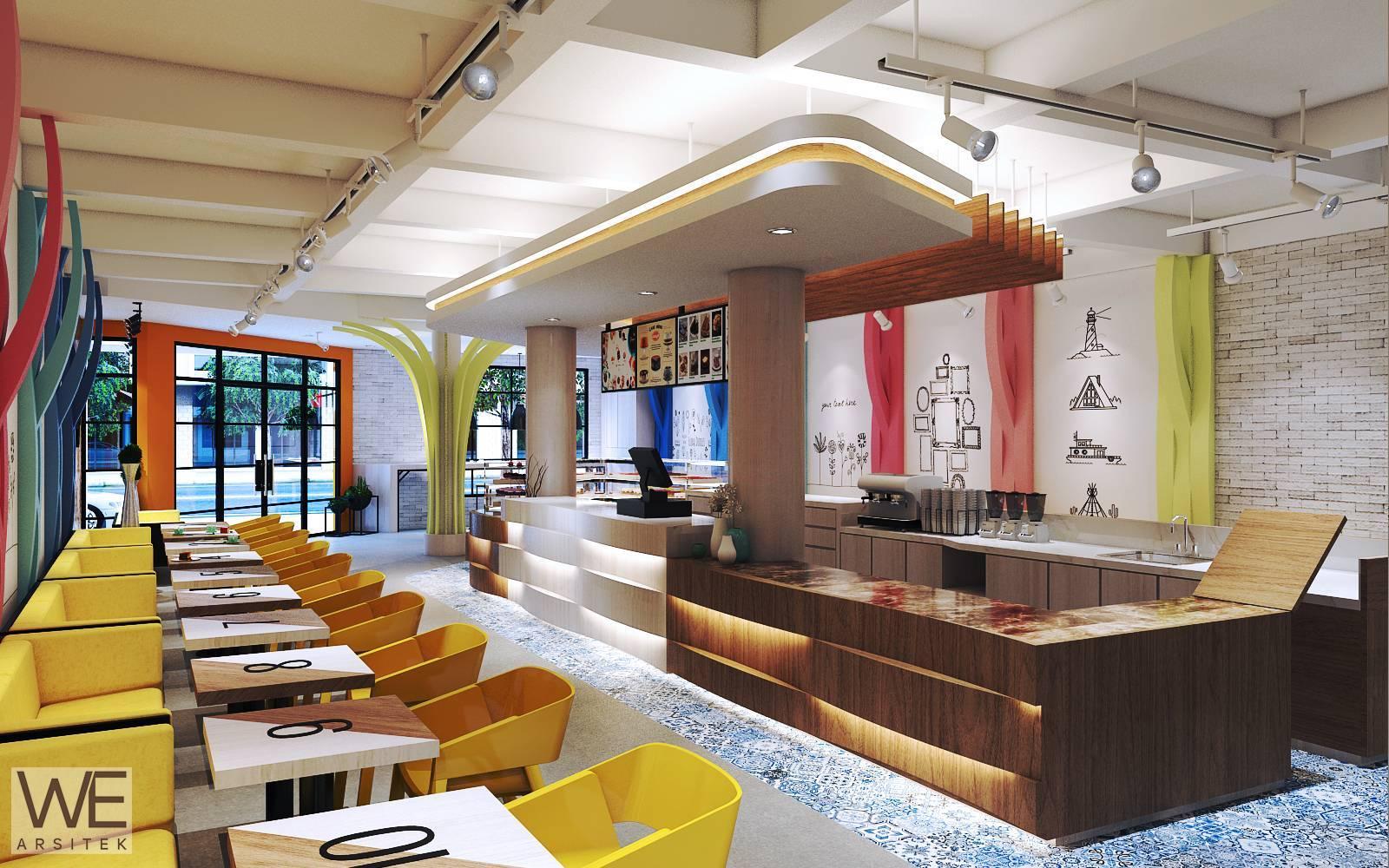 We Arsitek Dulcet Cafe Medan Medan Area Modern  5038