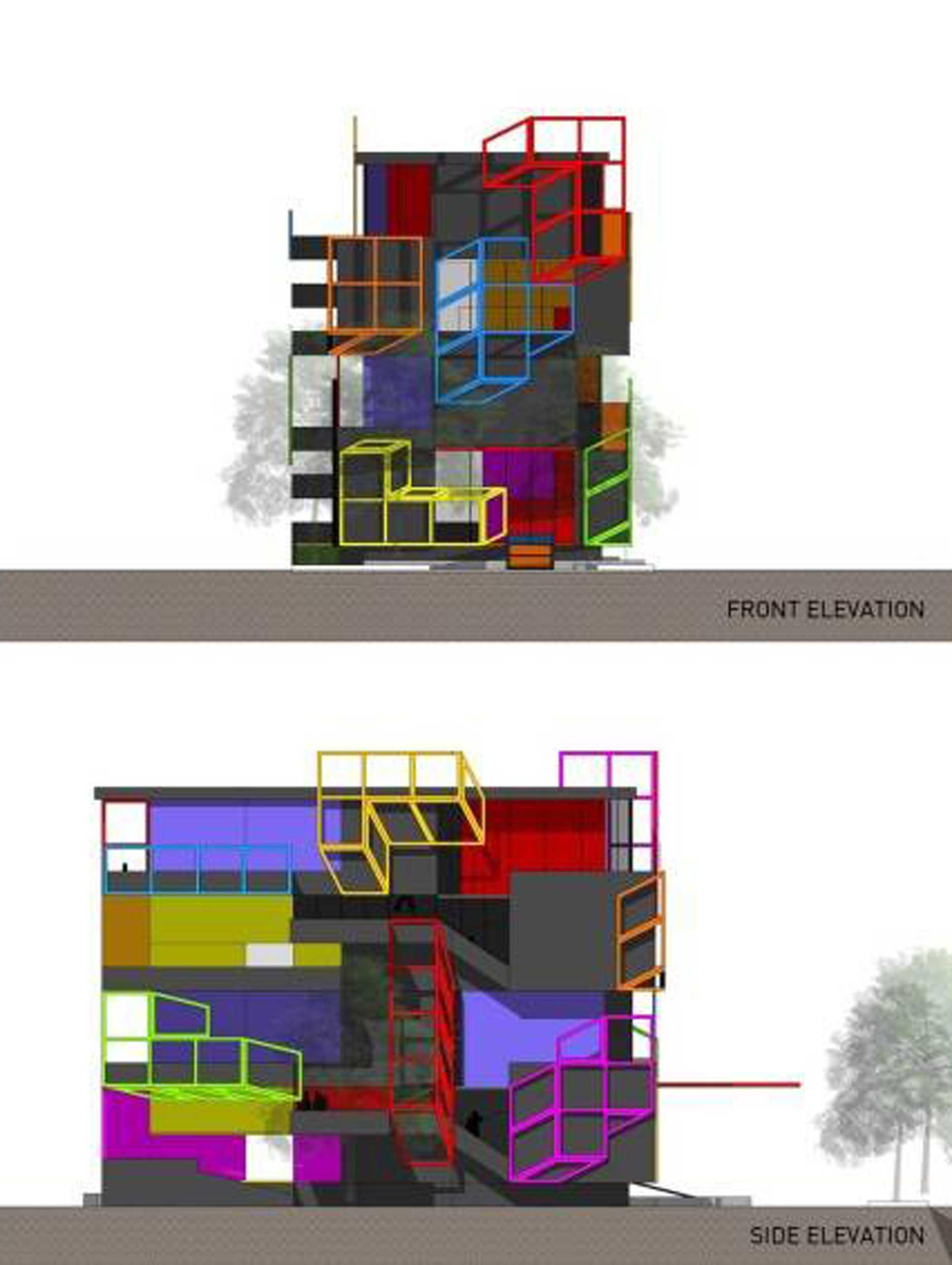 We Arsitek Lembong Land By We Arsitek Bandung, West Java, Indonesia Bandung, West Java, Indonesia 3   37238