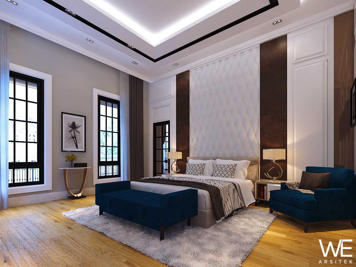 We Arsitek Grand City Residence - Tropical Contemporary Medan, Kota Medan, Sumatera Utara, Indonesia Medan, Kota Medan, Sumatera Utara, Indonesia Master Bedroom   45740