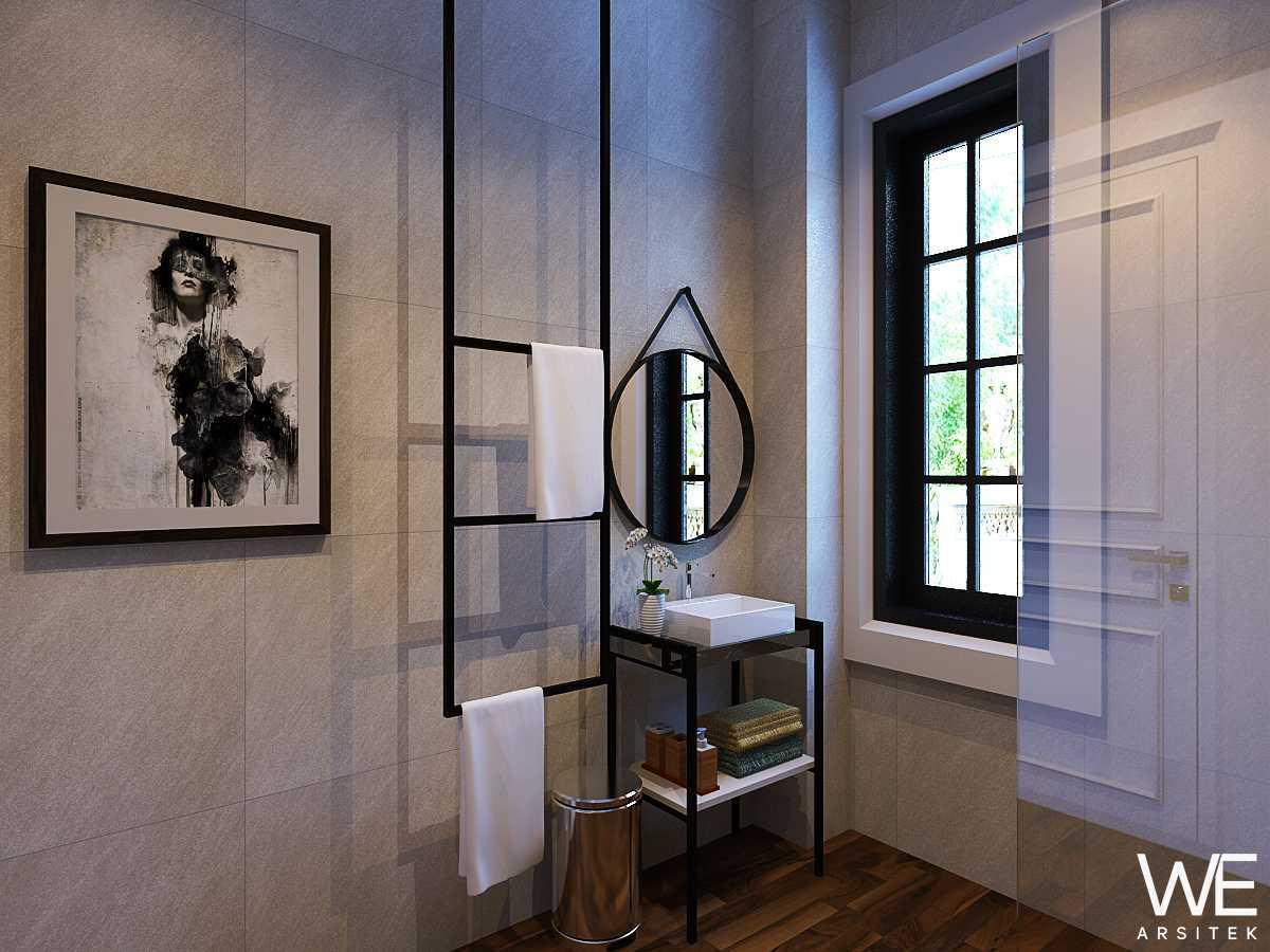 We Arsitek Grand City Residence - Tropical Contemporary Medan, Kota Medan, Sumatera Utara, Indonesia Medan, Kota Medan, Sumatera Utara, Indonesia Bathroom   45743