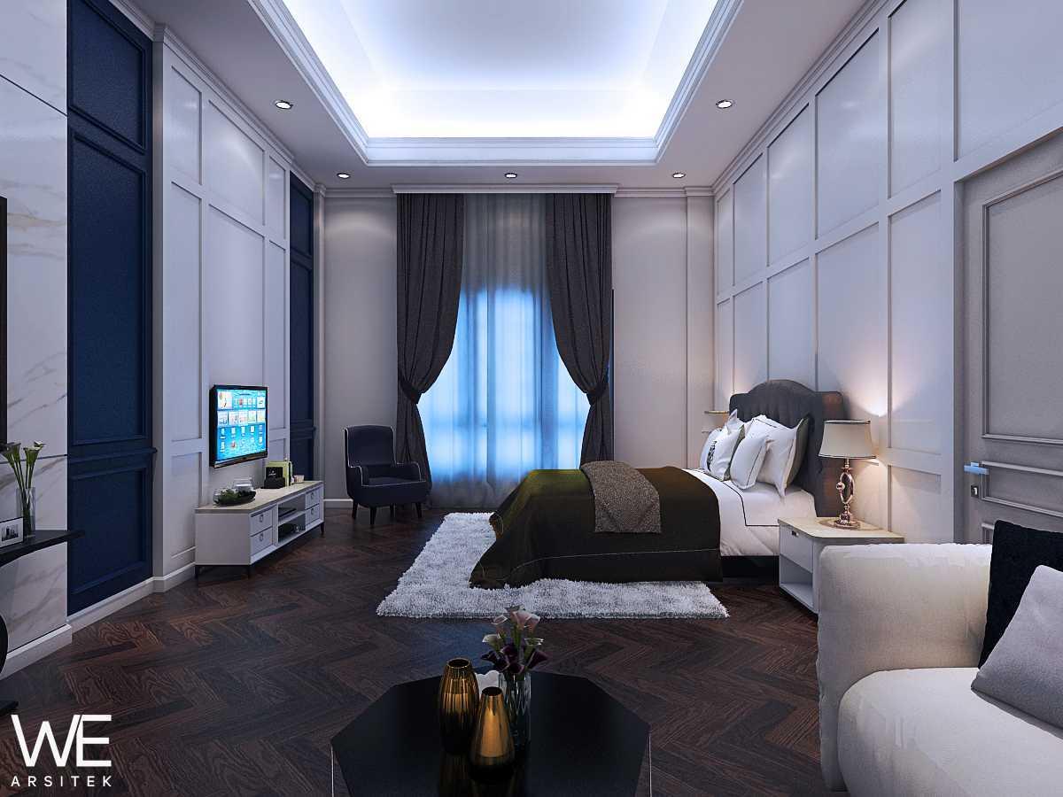 We Arsitek Wh's Residence - Contemporary Style Medan, Kota Medan, Sumatera Utara, Indonesia Medan, Kota Medan, Sumatera Utara, Indonesia Bedroom Contemporary  45818