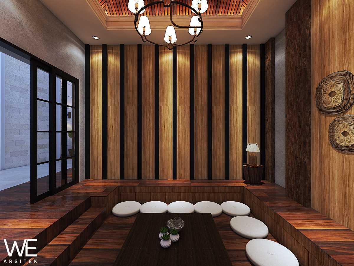 We Arsitek Wh's Residence - Contemporary Style Medan, Kota Medan, Sumatera Utara, Indonesia Medan, Kota Medan, Sumatera Utara, Indonesia Family Room   45821