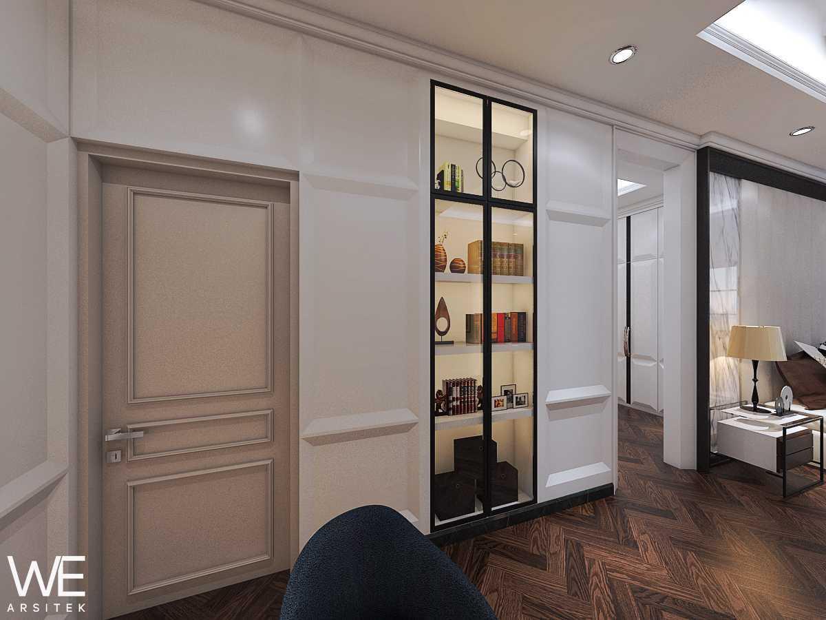 We Arsitek Wh's Residence - Contemporary Style Medan, Kota Medan, Sumatera Utara, Indonesia Medan, Kota Medan, Sumatera Utara, Indonesia Master Bedroom   45827