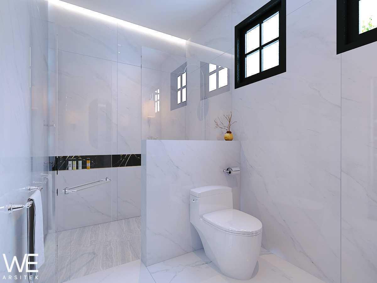 We Arsitek Wh's Residence - Contemporary Style Medan, Kota Medan, Sumatera Utara, Indonesia Medan, Kota Medan, Sumatera Utara, Indonesia Bathroom   45829