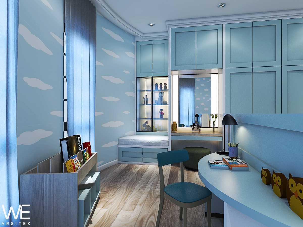 We Arsitek Wh's Residence - Contemporary Style Medan, Kota Medan, Sumatera Utara, Indonesia Medan, Kota Medan, Sumatera Utara, Indonesia Kids Bedroom   45831
