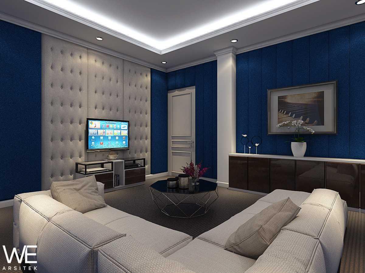 We Arsitek Wh's Residence - Contemporary Style Medan, Kota Medan, Sumatera Utara, Indonesia Medan, Kota Medan, Sumatera Utara, Indonesia Entertainment Room   45836