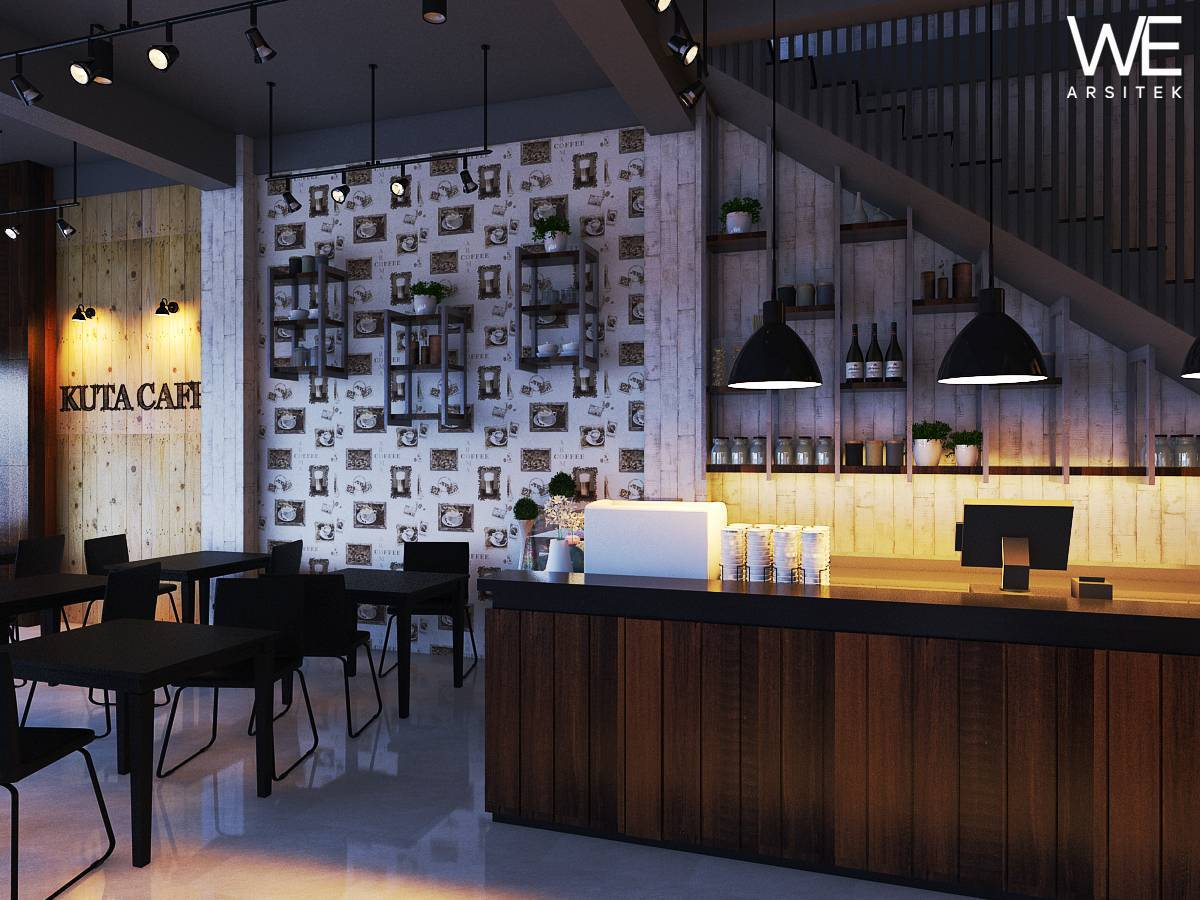 We Arsitek Kuta Cafe Medan Medan Cashier Area   5077