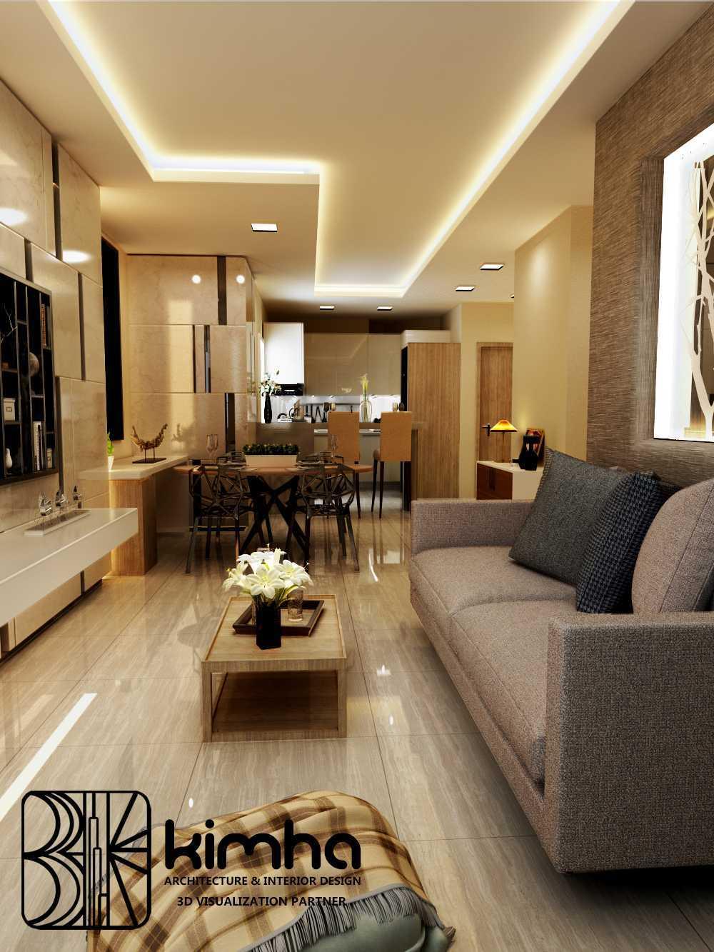 Kimha Apartment Taman Anggrek Jakarta Jakarta Apartement-Taman-Anggrek-Living-Room   28725