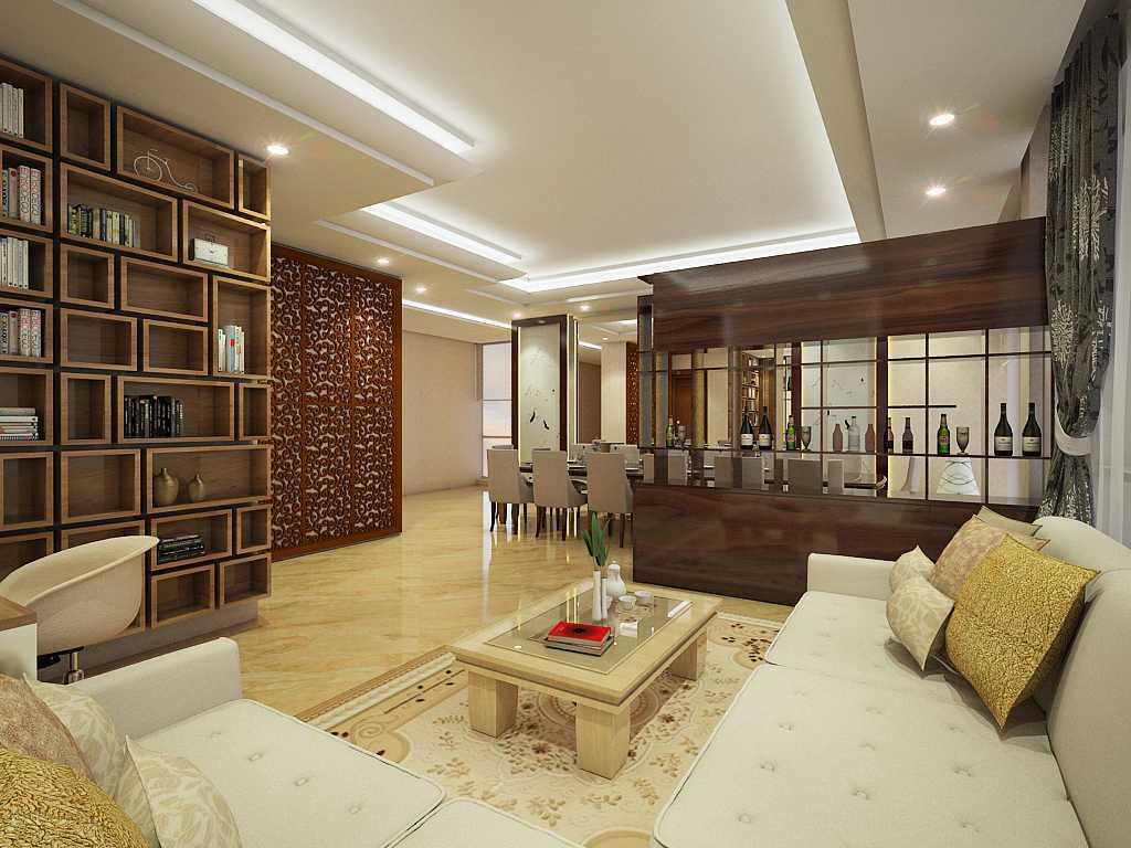 Casanova Interior President Suite Batam, Batam City, Riau Islands, Indonesia Batam Living-Room-1 Modern  28937