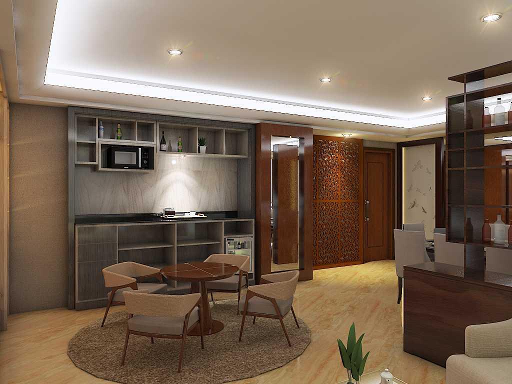 Casanova Interior President Suite Batam, Batam City, Riau Islands, Indonesia Batam Pantry Modern  28940
