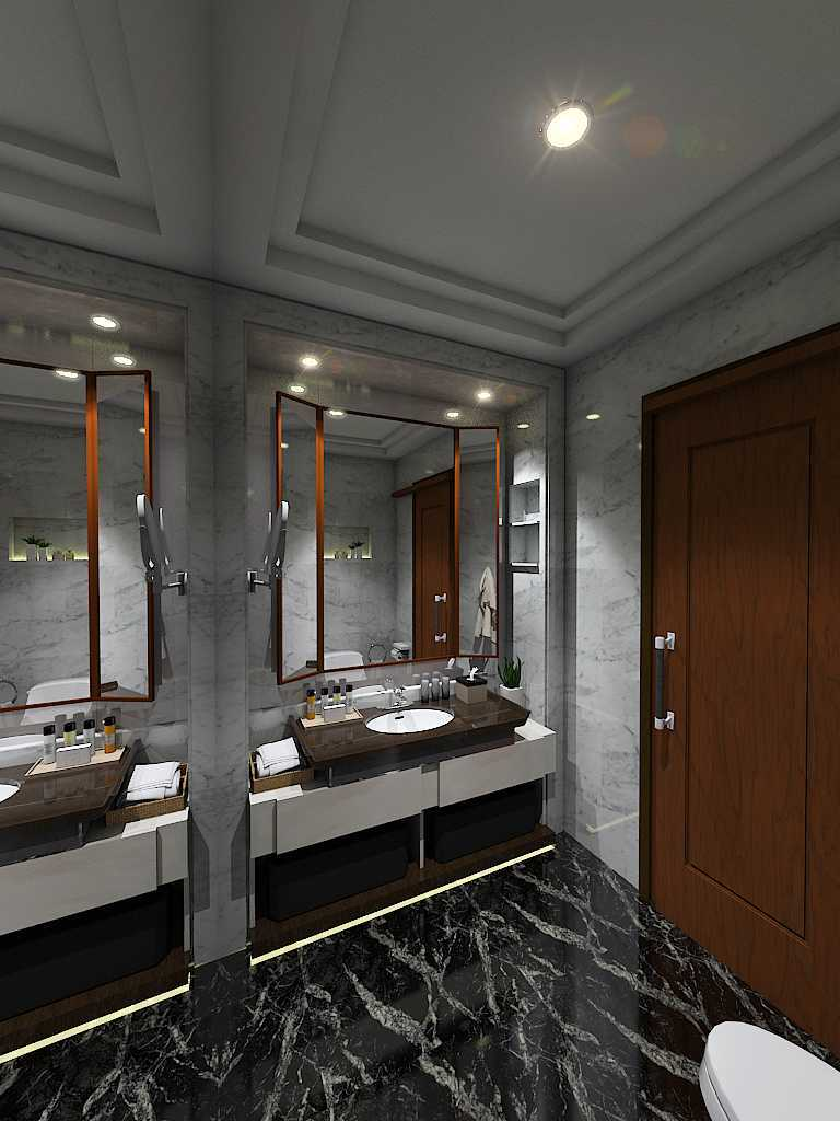 Casanova Interior President Suite Batam, Batam City, Riau Islands, Indonesia Batam Toilet-1 Modern  28943