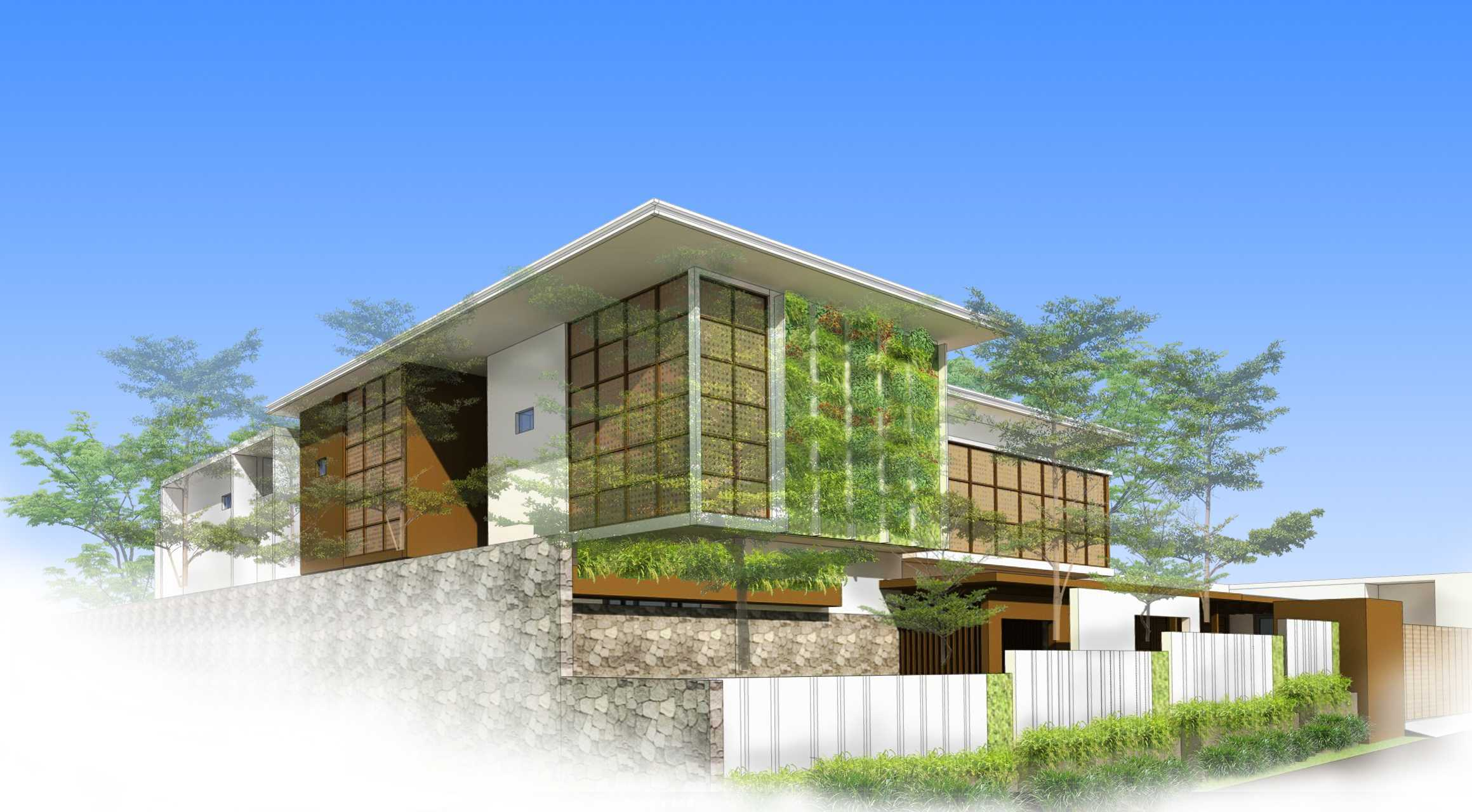 Rerupa Architecture Mr. Df House Kupang, Nusa Tenggara Timur, Indonesia Kupang, Nusa Tenggara Timur, Indonesia Front View   28918