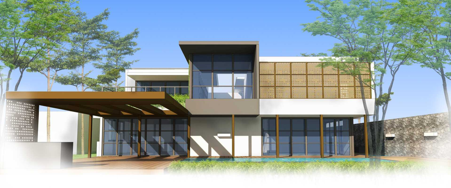 Rerupa Architecture Mr. Df House Kupang, Nusa Tenggara Timur, Indonesia Kupang, Nusa Tenggara Timur, Indonesia Front View   28927
