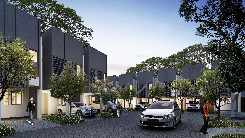 Axialstudio Akasia Residence Pamulang, South Tangerang City, Banten, Indonesia Pamulang, South Tangerang City, Banten, Indonesia Akasia-Type-B-Cam02 Modern  30682