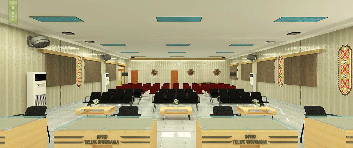 Amorta Design Studio Interior Ruang Rapat Dprd Teluk Wondama Teluk Wondama, Papua Teluk Wondama, Papua 20140413-Ruang-Rapat-Dprd-Teluk-Wondama-04   29389
