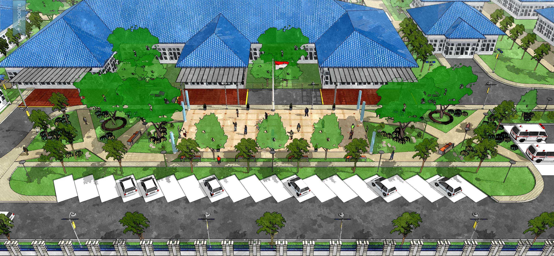 Amorta Design Studio Lansekap Rsud Teluk Wondama Teluk Wondama Teluk Wondama 20130928-Rsud-Teluk-Wondamawb-03   29425