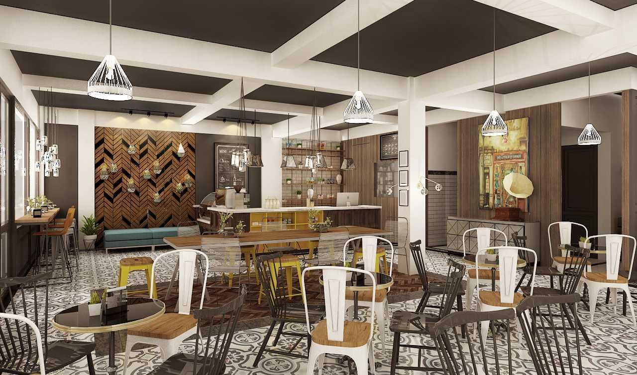 Koma Baccarat Cafe & Lounge Denpasar, Bali Denpasar, Bali Bacarat-Cafe-2 Klasik,industrial,modern  29528