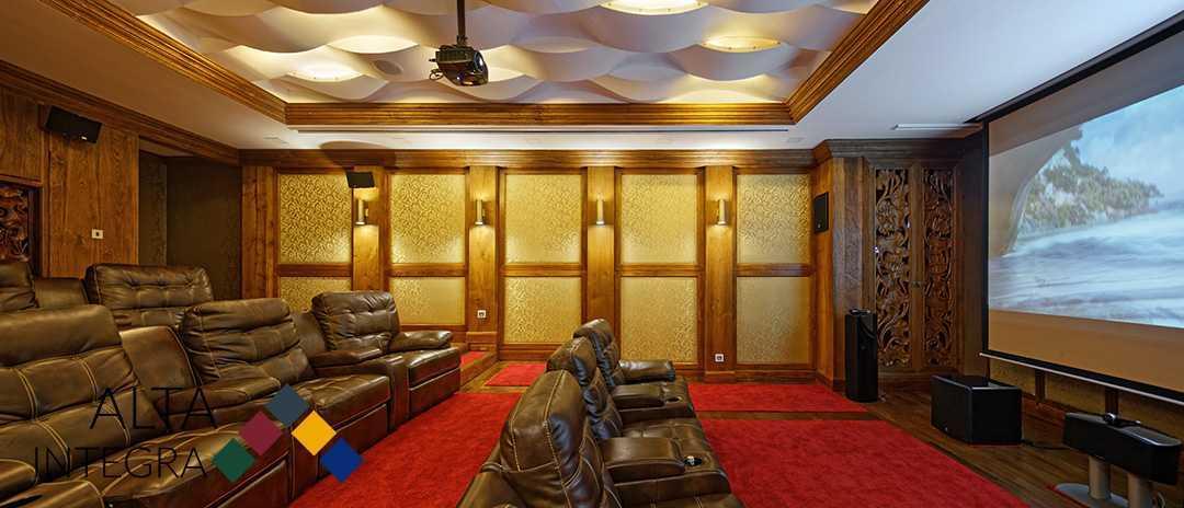Vokuz Oriental Modern Classic Home Theater Pantai Indah Kapuk Pantai Indah Kapuk 092-Hometheater-Diamondgolf-House-19   29899