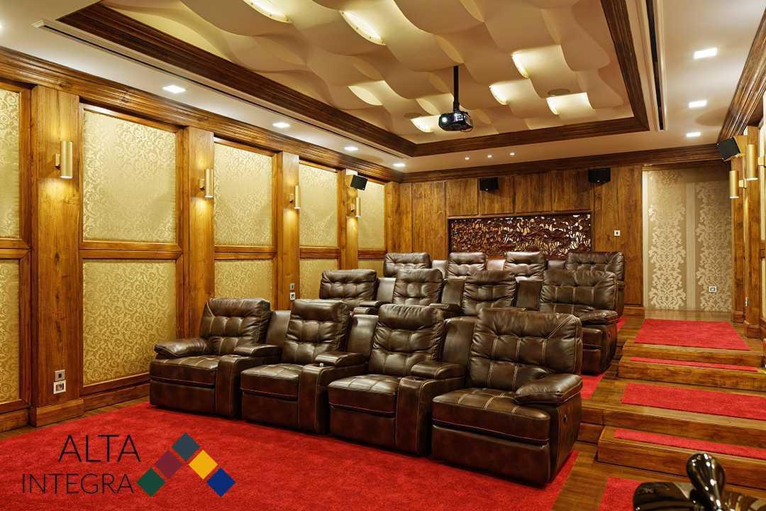 Vokuz Oriental Modern Classic Home Theater Pantai Indah Kapuk Pantai Indah Kapuk 073-Hometheater-Diamondgolf-House-19   29900