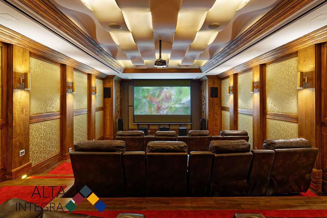 Vokuz Oriental Modern Classic Home Theater Pantai Indah Kapuk Pantai Indah Kapuk 057-Hometheater-Diamondgolf-House   29903