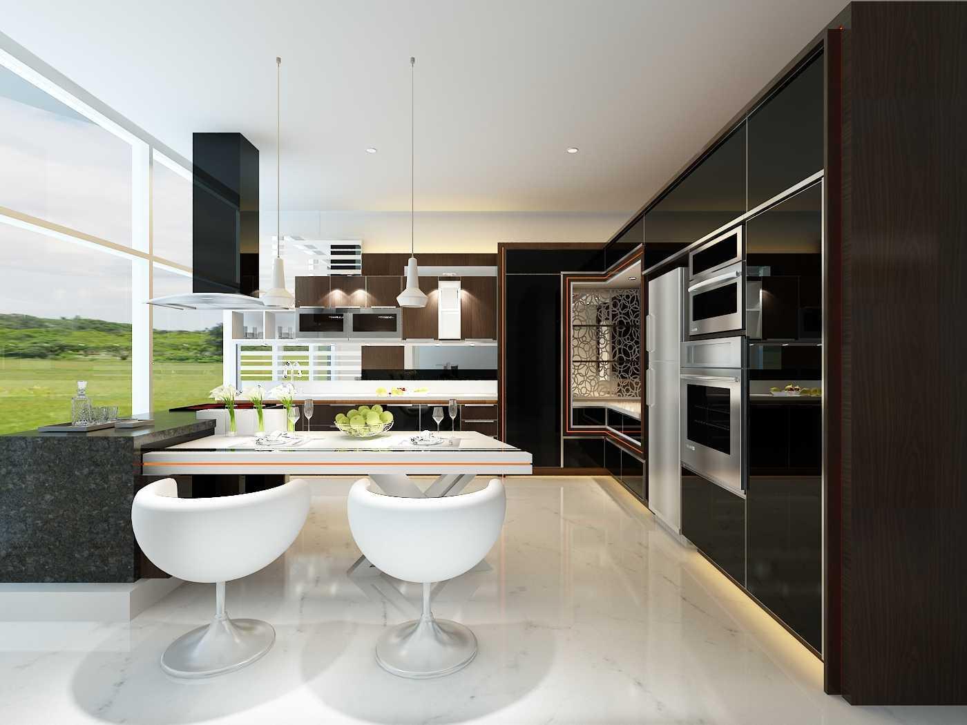 Grande furniture interior architecture modern kitchen alam sutera alam sutera kitchen set 1 30002