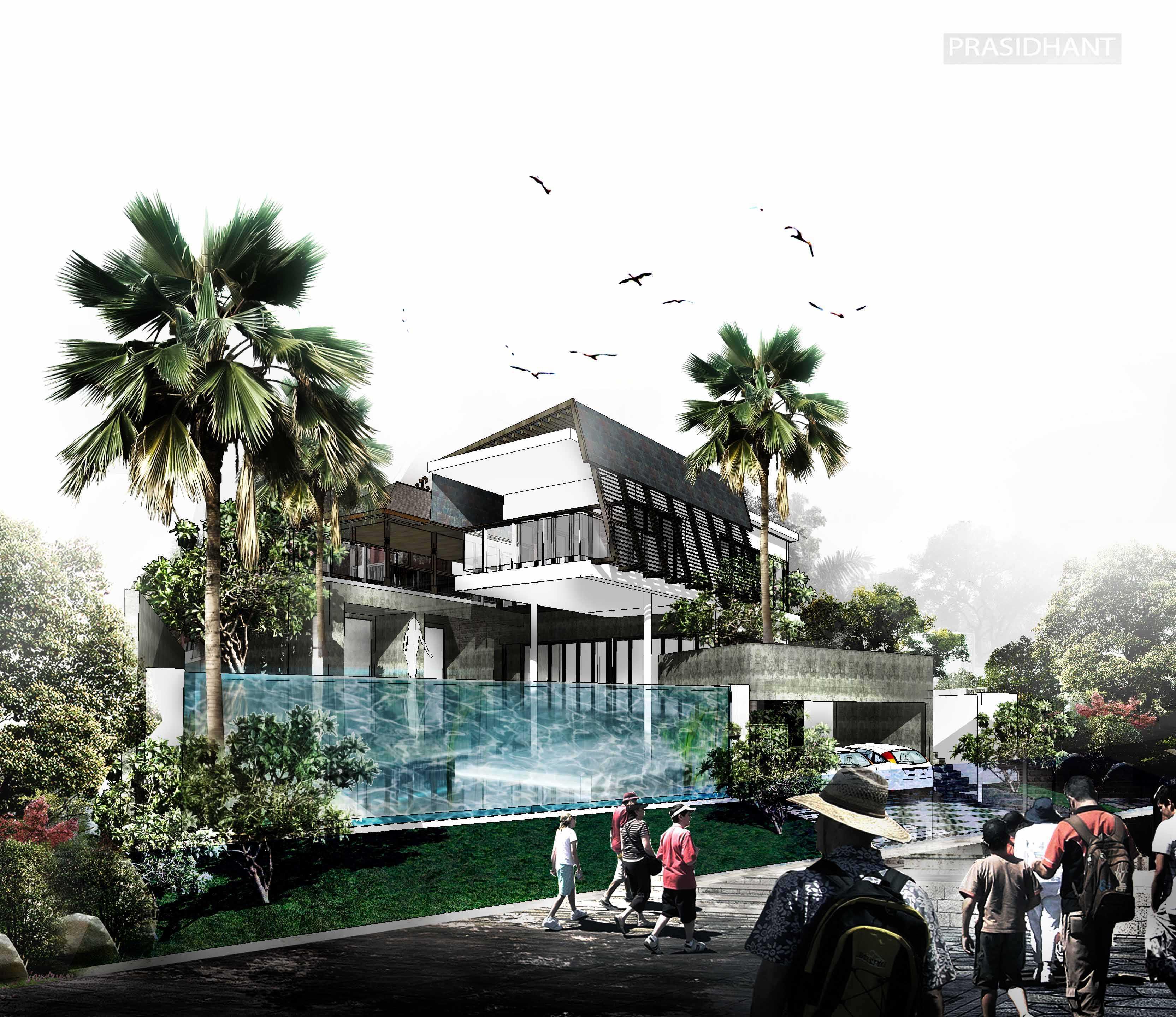 Pds (Prasidhanta Design Studio) Reflect House, Seminyak Bali Seminyak, Kuta, Badung Regency, Bali, Indonesia Seminyak, Kuta, Badung Regency, Bali, Indonesia Studi-3D-Insta   30356