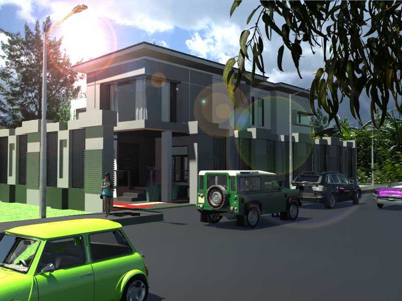 Ade Heru Wirasno Bens Residence Bandar Lampung Bandar Lampung 1-Siang2-Copy Modern  30084